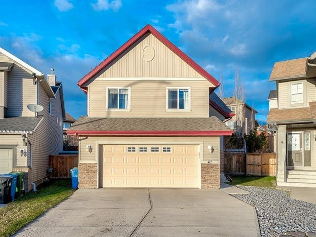 76 Evansbrooke Landing NW, Calgary, AB T3P 1G5 (#C4219158) :: Redline Real Estate Group Inc