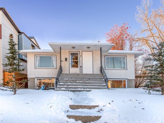 2203 Victoria Crescent NW, Calgary, AB T2M 4E4 (#C4219184) :: The Cliff Stevenson Group