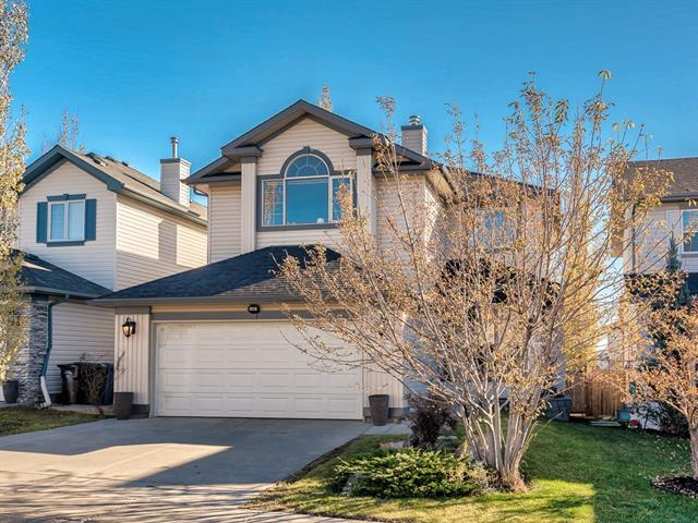 40 Tuscany Hills Close NW, Calgary, AB T3L 2E6 (#C4219192) :: The Cliff Stevenson Group