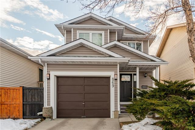 869 Erin Woods Drive SE, Calgary, AB T2B 3E9 (#C4219195) :: Calgary Homefinders