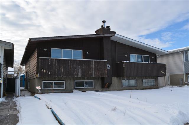 2811 46 Street SE, Calgary, AB T2B 3N8 (#C4219216) :: Calgary Homefinders