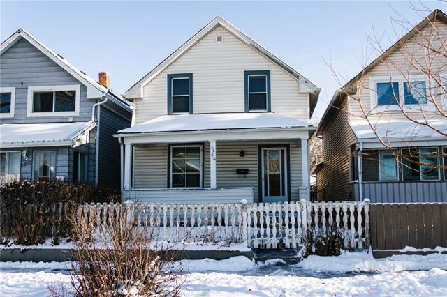 2224 15A Street SE, Calgary, AB T2T 4H4 (#C4219252) :: Redline Real Estate Group Inc