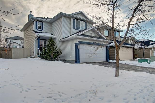 630 Citadel Drive NW, Calgary, AB T3G 4Z3 (#C4219259) :: The Cliff Stevenson Group