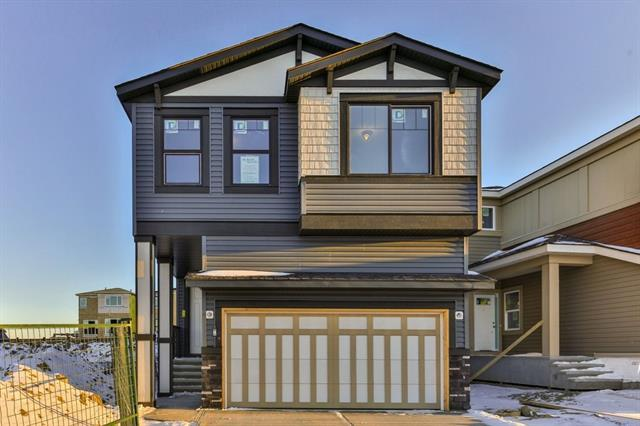 190 Howse Drive NE, Calgary, AB T3P 0V5 (#C4219263) :: Canmore & Banff