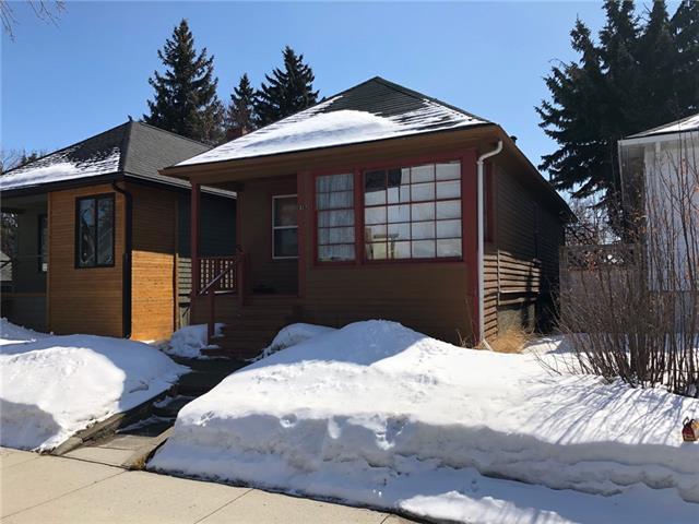 317 18 Avenue NW, Calgary, AB T2M 0T4 (#C4219286) :: Calgary Homefinders
