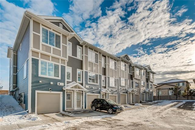 814 Evansridge Common NW, Calgary, AB T3P 0P3 (#C4219288) :: Redline Real Estate Group Inc