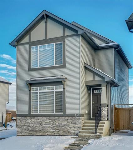 134 Cranford Common SE, Calgary, AB T3M 1V4 (#C4219290) :: The Cliff Stevenson Group