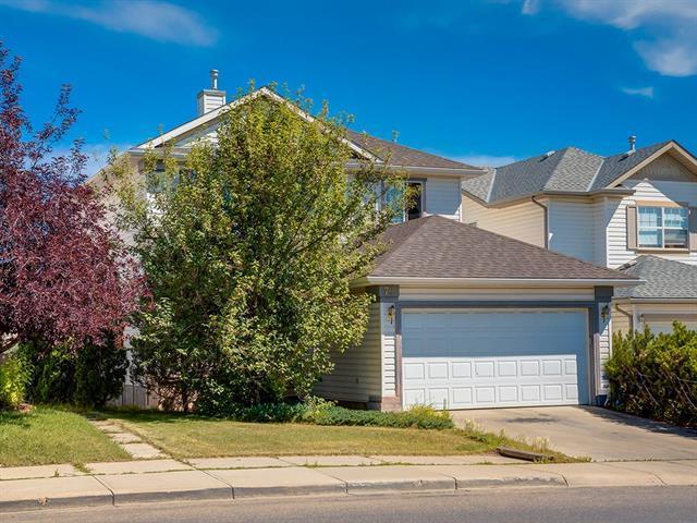 76 Bridlewood Road SW, Calgary, AB  (#C4219293) :: The Cliff Stevenson Group