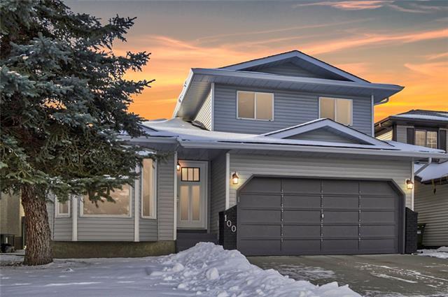 100 Sandringham Close NW, Calgary, AB T3K 3X1 (#C4219302) :: Calgary Homefinders