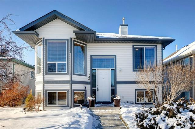 140 Creek Gardens Close NW, Airdrie, AB T4B 2R5 (#C4219310) :: Redline Real Estate Group Inc