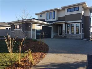 22 Whispering Springs Way, Heritage Pointe, AB T0L 0W0 (#C4219330) :: Redline Real Estate Group Inc
