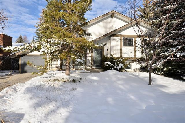 112 Oakwood Place SW, Calgary, AB T2V 3Y5 (#C4219344) :: The Cliff Stevenson Group