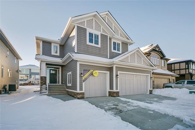 420 Auburn Shores Landing SE, Calgary, AB T3M 2G1 (#C4219359) :: The Cliff Stevenson Group