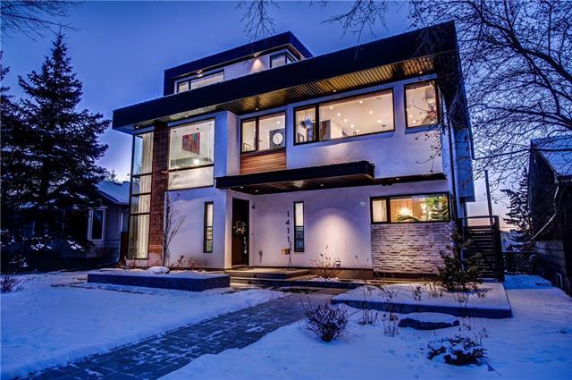 1411 22A Street NW, Calgary, AB T2N 2N7 (#C4219386) :: Tonkinson Real Estate Team