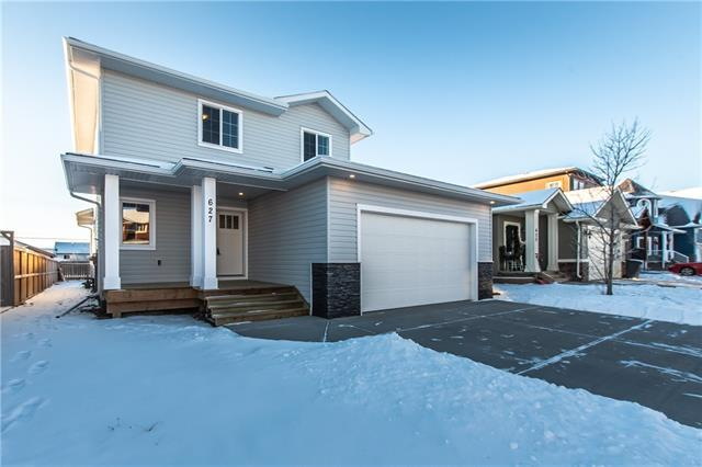 627 Hamptons Place SE, High River, AB T1V 0A9 (#C4219403) :: Redline Real Estate Group Inc
