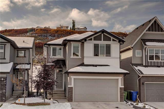 419 Chaparral Valley Way SE, Calgary, AB T2X 0Y2 (#C4219417) :: The Cliff Stevenson Group