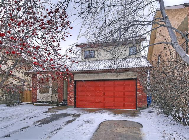 79 Edgeland Road NW, Calgary, AB T3A 2Y3 (#C4219430) :: Redline Real Estate Group Inc
