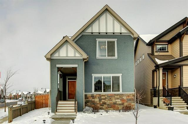307 Marquis Court SE, Calgary, AB T3M 1Y1 (#C4219436) :: The Cliff Stevenson Group