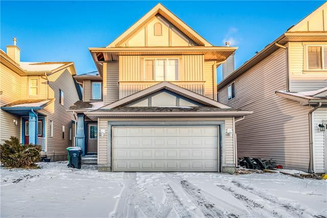 120 Evanston View NW, Calgary, AB T3P 1H3 (#C4219437) :: Redline Real Estate Group Inc