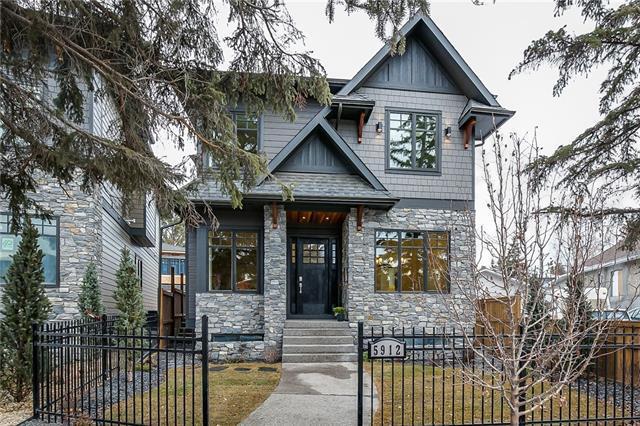 5912 Bowwater Crescent NW, Calgary, AB T3B 2E4 (#C4219455) :: Tonkinson Real Estate Team
