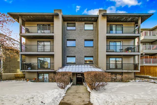 1719 11 Avenue SW #202, Calgary, AB T3C 0N5 (#C4219470) :: Canmore & Banff