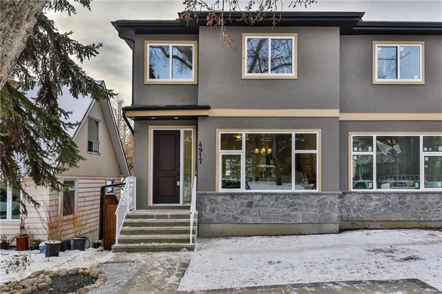 4917 20 Avenue NW, Calgary, AB T3B 0V4 (#C4219498) :: Canmore & Banff
