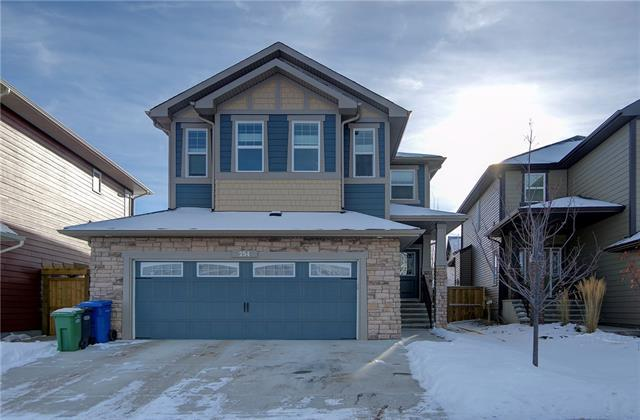 254 Mountainview Drive, Okotoks, AB T1S 0N1 (#C4219504) :: The Cliff Stevenson Group