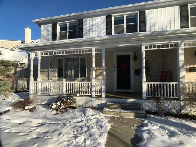 107 Amiens Crescent SW, Calgary, AB T2T 6E7 (#C4219513) :: Canmore & Banff