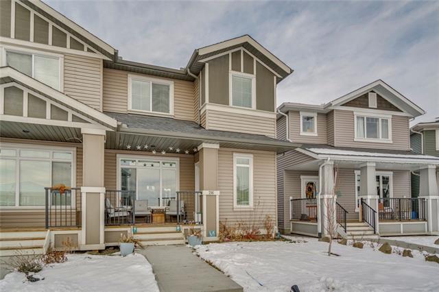 216 Willow Street, Cochrane, AB T4C 0Y8 (#C4219520) :: Redline Real Estate Group Inc