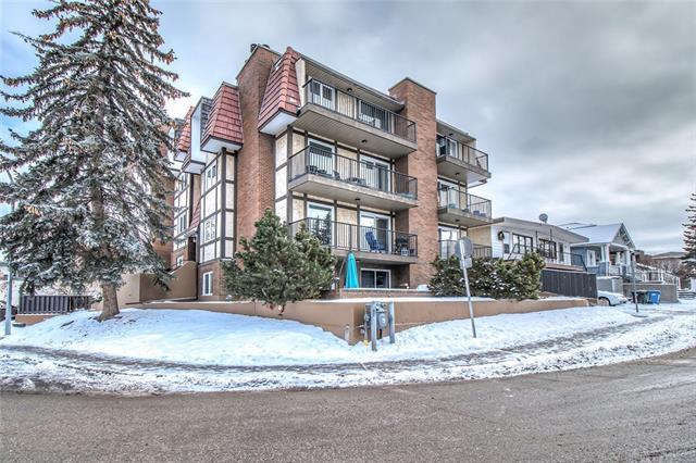 2208 17A Street SW #6, Calgary, AB T2T 4S1 (#C4219523) :: Redline Real Estate Group Inc