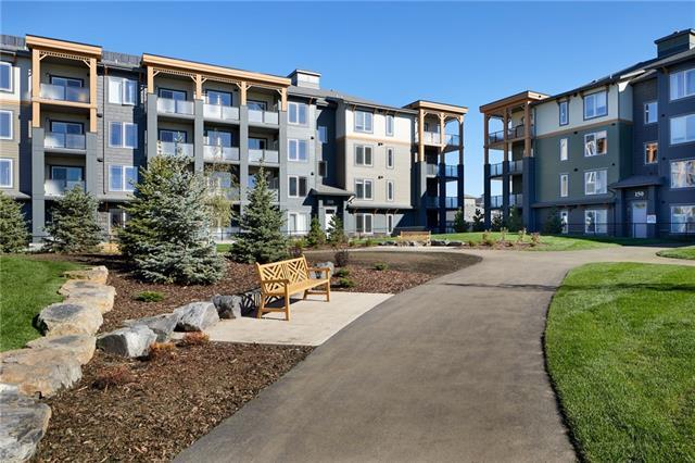 300 Auburn Meadows Manor SE #111, Calgary, AB T3M 2S6 (#C4219553) :: The Cliff Stevenson Group