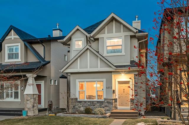 4112 16 Street SW, Calgary, AB T2T 4H6 (#C4219598) :: Calgary Homefinders