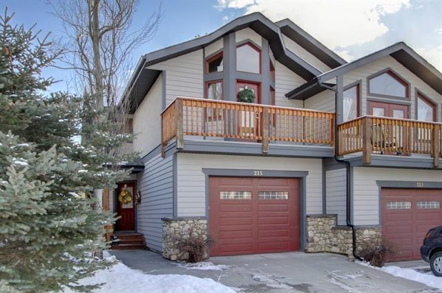 215 Eagle Terrace Road, Canmore, AB T1W 2L4 (#C4219613) :: Canmore & Banff