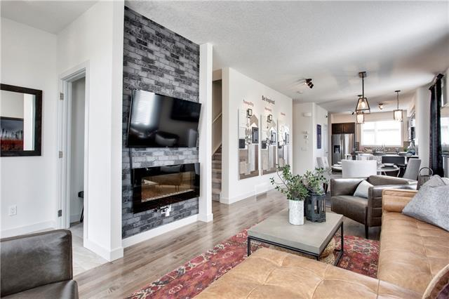 322 Redstone Boulevard NE, Calgary, AB T3N 1K3 (#C4219615) :: The Cliff Stevenson Group