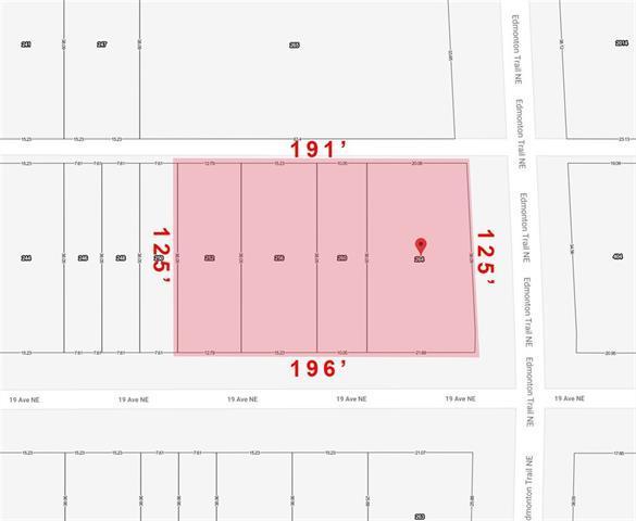 252, 256, 260, 264 19 Avenue NE, Calgary, AB T2E 1P1 (#C4219625) :: Calgary Homefinders