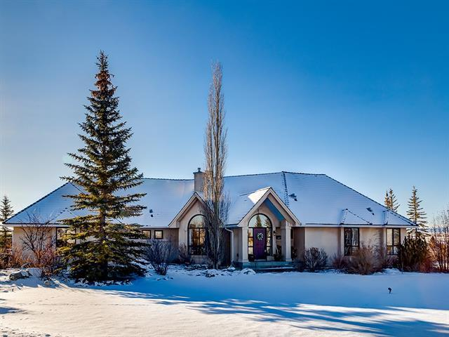 255 Country Lane Drive, Rural Rocky View County, AB T3Z 1J7 (#C4219634) :: Redline Real Estate Group Inc
