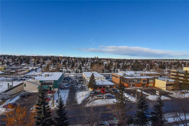 9800 Horton Road SW #805, Calgary, AB T2V 5B5 (#C4219657) :: Canmore & Banff
