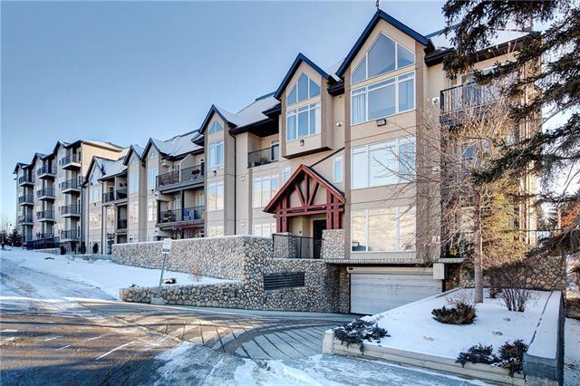 141 Mountain Street #301, Cochrane, AB T4C 1Z5 (#C4219662) :: Tonkinson Real Estate Team