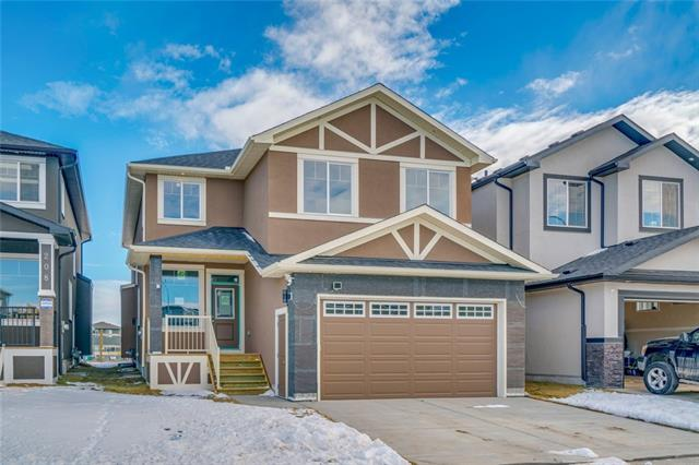 204 Bayview Street SW, Airdrie, AB T4B 4G2 (#C4219669) :: Redline Real Estate Group Inc