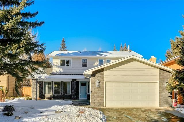 263 Oakside Road SW, Calgary, AB T2V 4H8 (#C4219688) :: The Cliff Stevenson Group