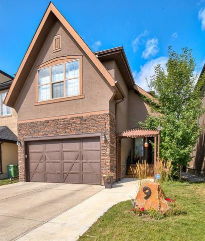 9 Quarry Way SE, Calgary, AB T2C 5E4 (#C4219720) :: Calgary Homefinders