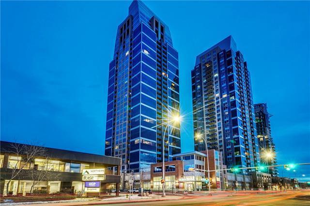 211 13 Avenue SE #1205, Calgary, AB T2G 1E1 (#C4219735) :: Calgary Homefinders