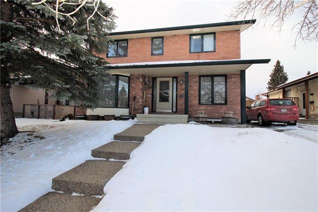119 Whiteglen Crescent NE, Calgary, AB T1Y 2Z4 (#C4219747) :: Redline Real Estate Group Inc