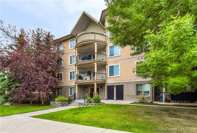 735 56 Avenue SW #102, Calgary, AB T2V 0G9 (#C4219754) :: The Cliff Stevenson Group