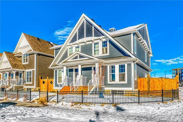 398 Auburn Bay Avenue SE, Calgary, AB T3M 2C8 (#C4219765) :: Tonkinson Real Estate Team