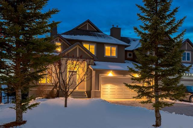 251 Whispering Water Way, Rural Rocky View County, AB T3Z 3T4 (#C4219770) :: Canmore & Banff