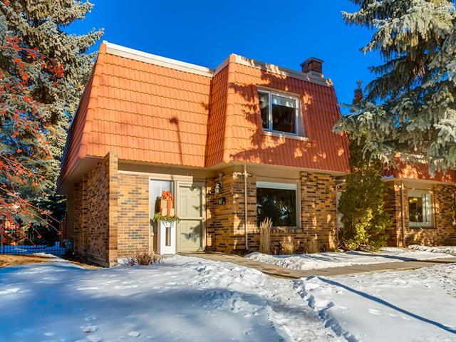 714 Willow Park Drive SE #19, Calgary, AB T2J 0L8 (#C4219779) :: Canmore & Banff