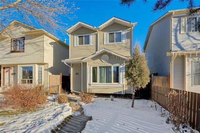 85 Martinbrook Road NE, Calgary, AB T3J 3E1 (#C4219780) :: The Cliff Stevenson Group