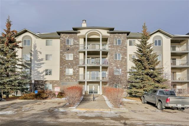 55 Arbour Grove Close NW #507, Calgary, AB T3G 4K3 (#C4219807) :: Tonkinson Real Estate Team