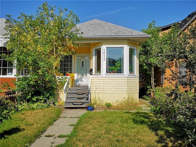 1012 1 Avenue NW, Calgary, AB T2N 0A7 (#C4219810) :: Redline Real Estate Group Inc
